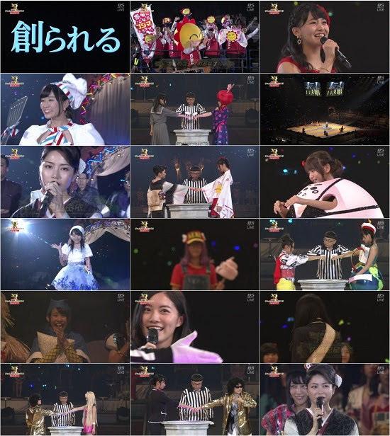 (TV-Variety)(720p) 第6回AKB48じゃんけん大会 完全生中継 150916