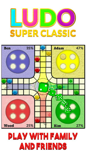 Ludo Super Classic - Dice Game 1.1.2 screenshots 13