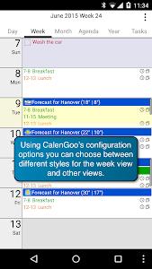 CalenGoo - Calendar and Tasks v1.0.160