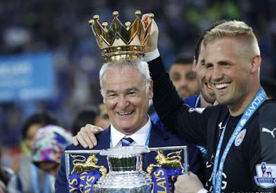 Ranieri prolongé à la tête de Leicester City