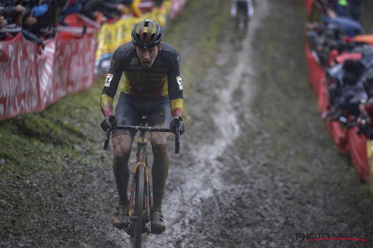 Klaas Vantornout vindt 'twijfels' van Eli Iserbyt over blessure Toon Aerts overbodig, maar bombardeert Aerts wel tot topfavoriet