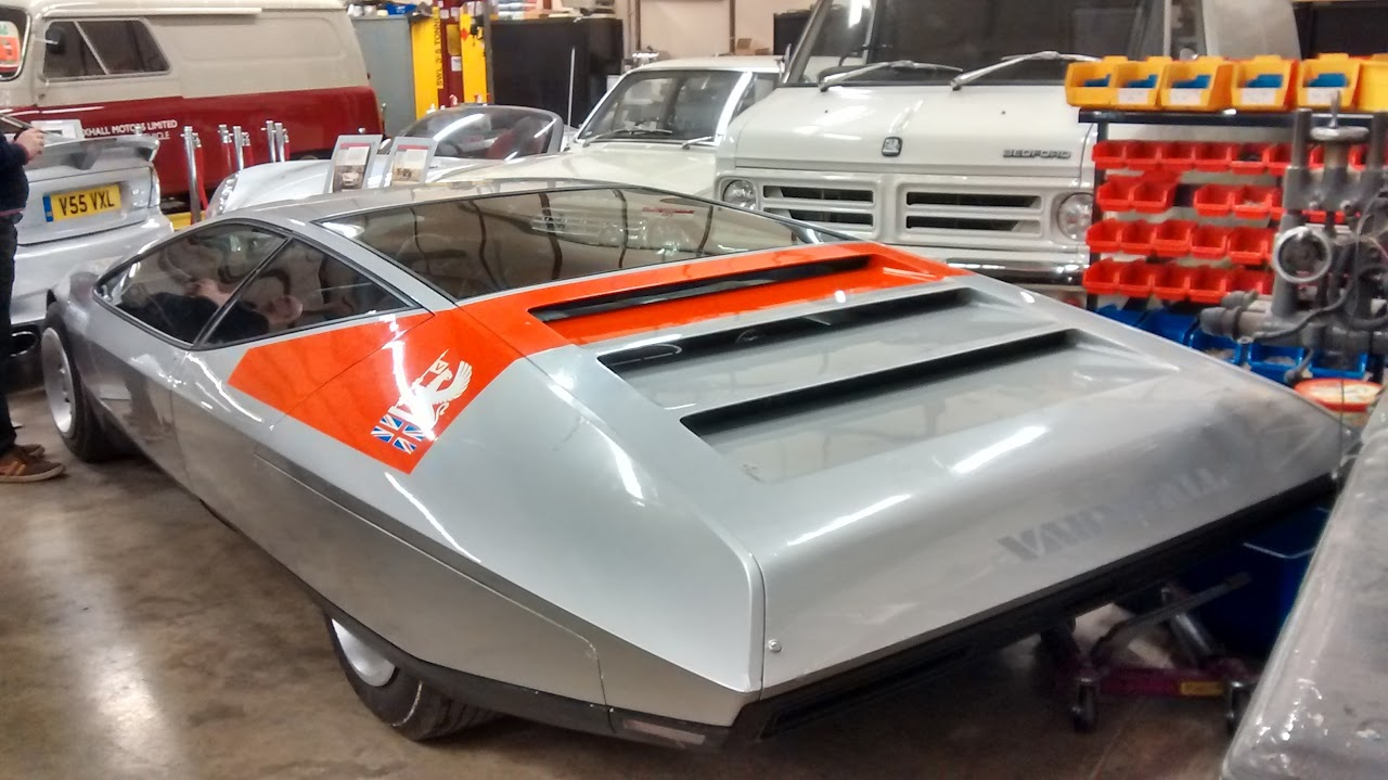 Vauxhall prototype