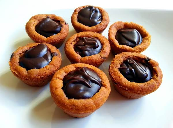 Chocolate Chocolate Chip Cookie Cups Recipe