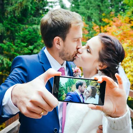 Wedding photographer Evgeniya Isakova (solncevafit). Photo of 31.10.2017