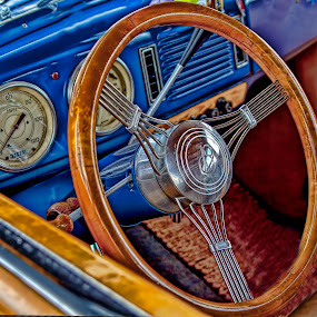 by Nancie Rowan - Transportation Automobiles