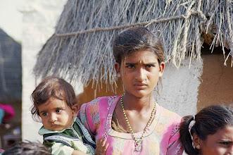 Photo: Bishnoï au Rajasthan