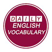 Daily English Vocabulary