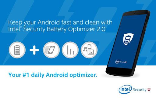 Battery Optimizer Cleaner