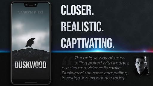 Duskwood - Crime & Investigation Detective Story 1.4.6 screenshots 5