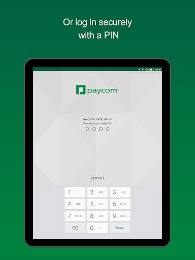 Paycom 5.3.10 screenshots 8