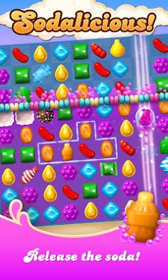 Candy Crush Soda Saga 1.71.3 - Screenshot 1