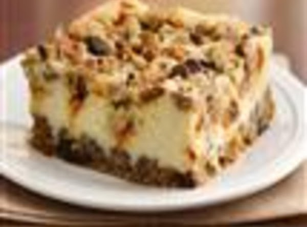 Oatmeal Cheesecake Squares Recipe