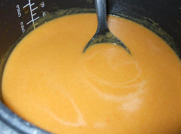 John's Carrot Soup Recipe