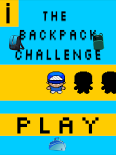 Ultimate Backpack Challenge- screenshot thumbnail