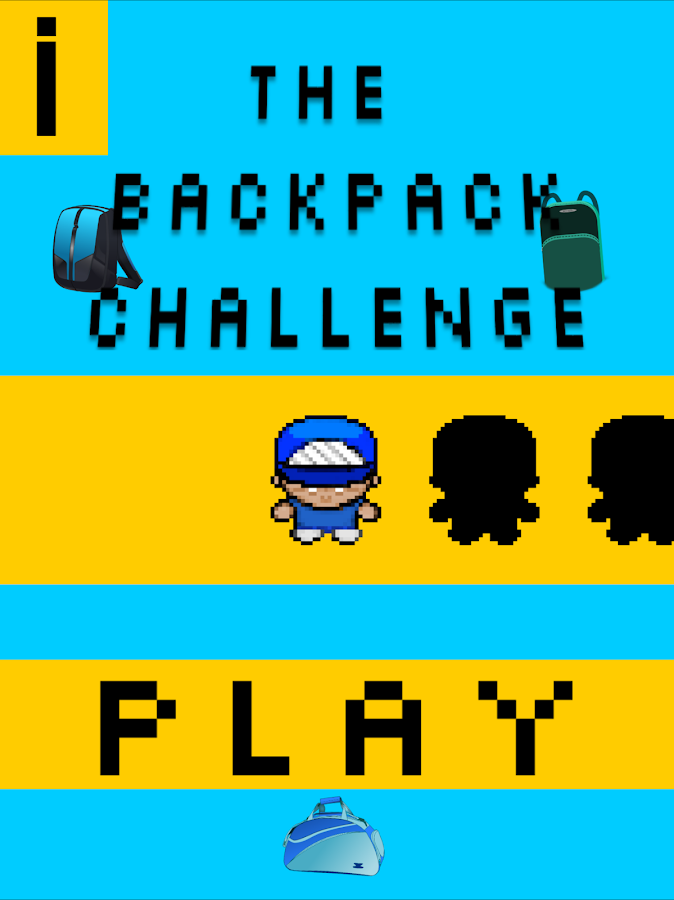 Ultimate Backpack Challenge- screenshot