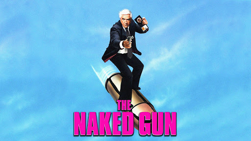 M into something good naked gun