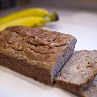 Peanut Butter Swirl Banana Bread