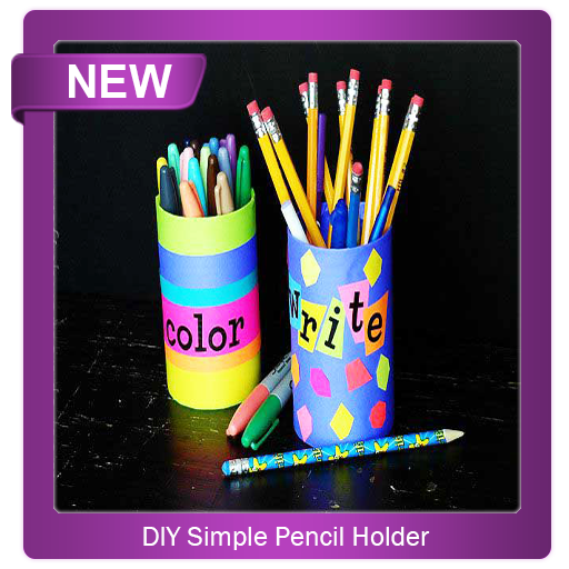 DIY Simple Pencil Holder Android APK Download Free By Chronos Studio