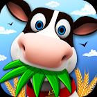快乐的小农场:家庭农民的海边 icon