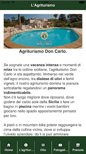 Agriturismo Don Carlo 5 screenshots 3