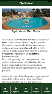 Agriturismo Don Carlo- screenshot thumbnail