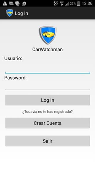 Car Watchman- screenshot