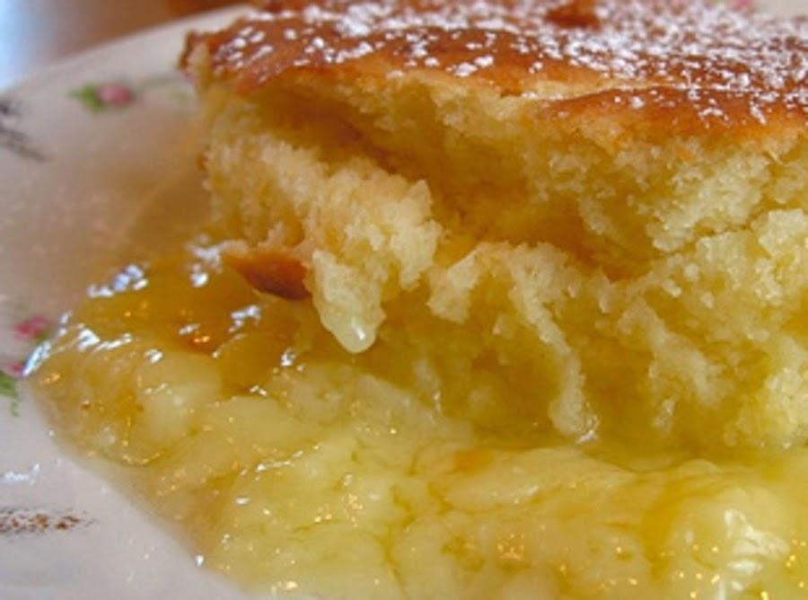 Italian Vegan Lemon Cake Recipe