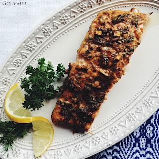 Fresh Baked Salmon Filet