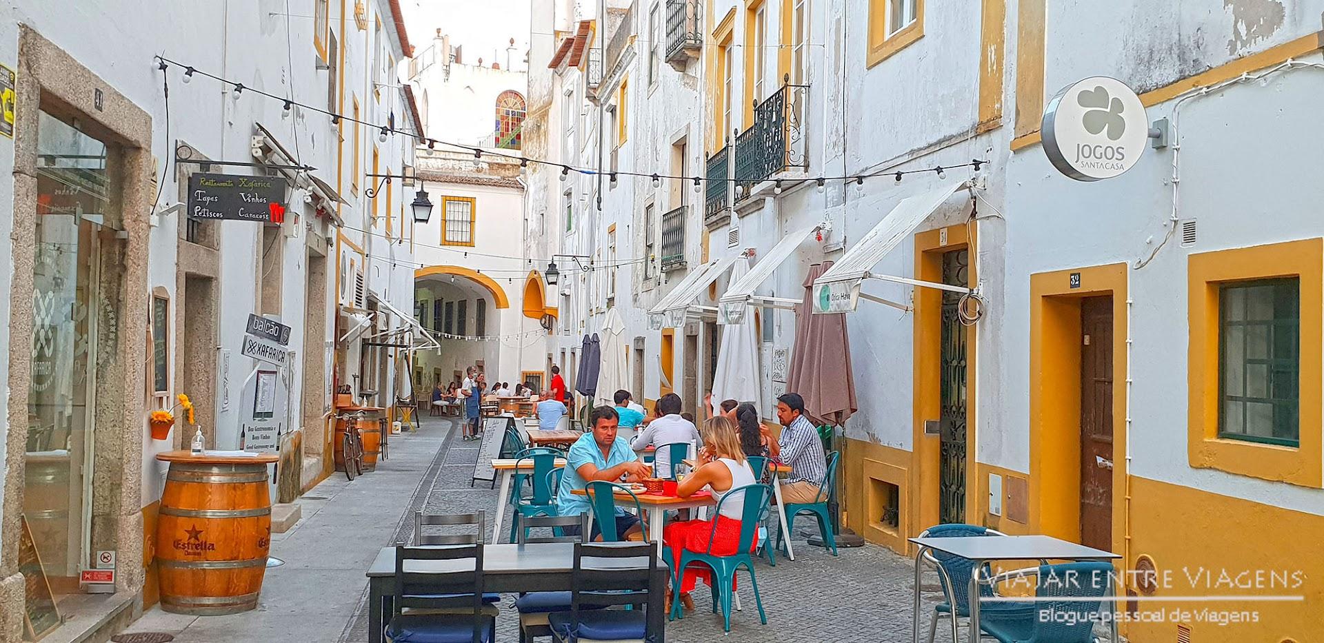 Ruas de Évora - VISITAR ÉVORA, o que ver e fazer na cidade-museu, Património Mundial da UNESCO