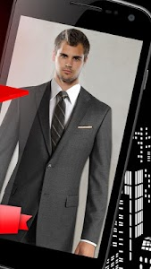 New York Men Suit Photomontage screenshot 1