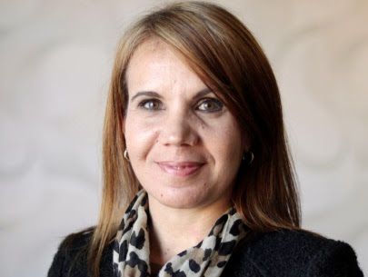 Angelique Strumpher, Administration Manager at SilverBridge