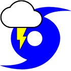 Monitor de Huracan Pronóstico 2018 Ciclón Bomba icon