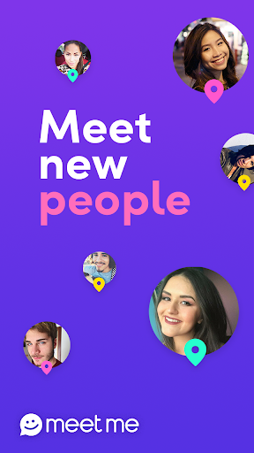 MeetMe: Chat & Meet New People screenshot 1