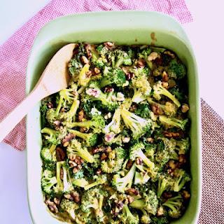 Broccoli, Kale & Rice Casserole (Vegan & Gluten Free).