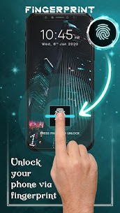 Fingerprint Lock Screen Prank – Phone Screen Lock 1