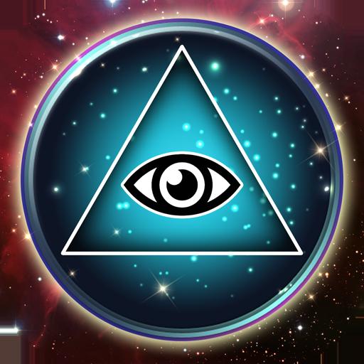 Fortune Teller Prediction App Icon