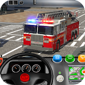 Rescue FireFighter Emergency Simulator