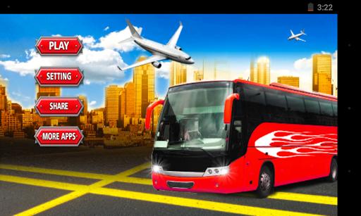 機場巴士駕駛員3D