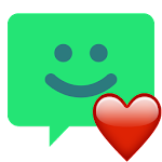 chomp SMS Twitter Style Emojis 1.2 Apk