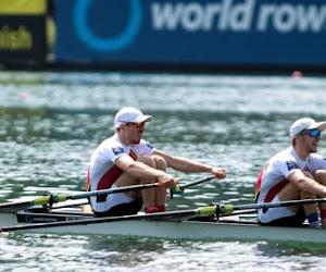 Geen medaille voor Tim Brys en Niels van Zandweghe op Olympische Spelen: vijfde plaats in finale lichte dubbel-twee