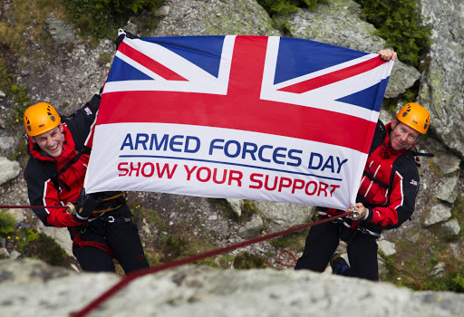 Dorset to raise a flag for the Armed Forces