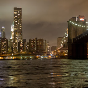 Brooklyn not Decker by George Nichols - City,  Street & Park  Skylines (  )
