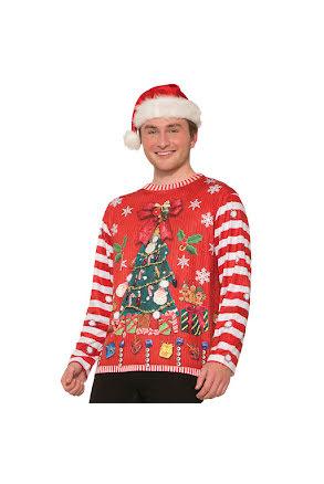 Jultröja, julafton