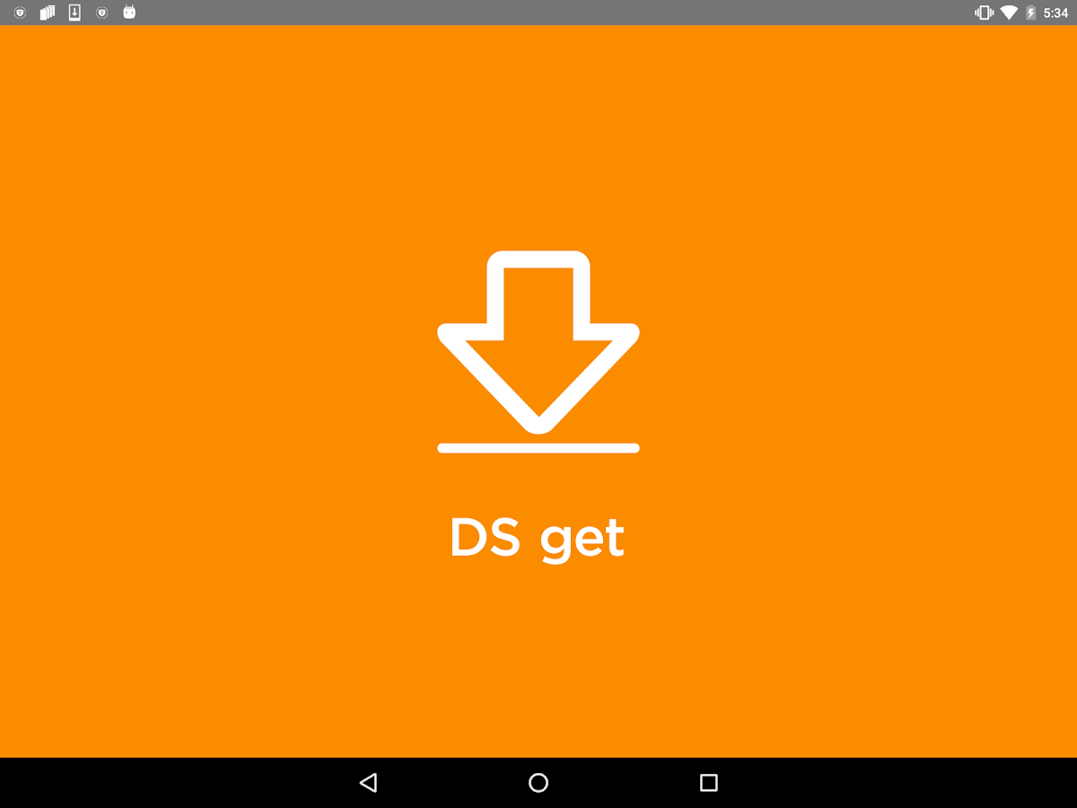 DS get- screenshot