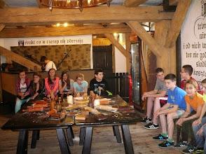 Photo: Wycieczka klas szóstych do Torunia - Muzeum Piernika
