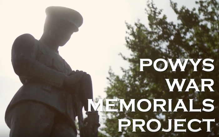 Newtown WW1 history forms part of video initiative