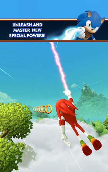 Sonic Dash 2: Sonic Boom - tela capturada