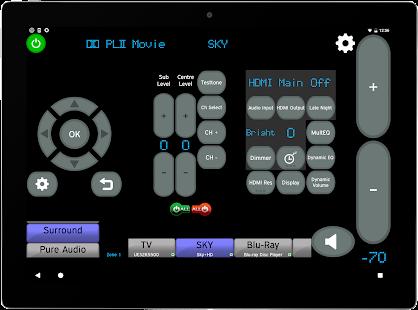 App MyAV Remote for Sony STR Receiver (7 Day Trial) APK for Windows Phone