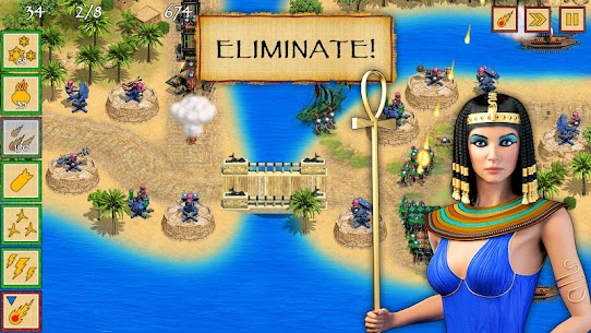 Defense of Egypt TD Premium MOD APK [Unlimited Money] 9