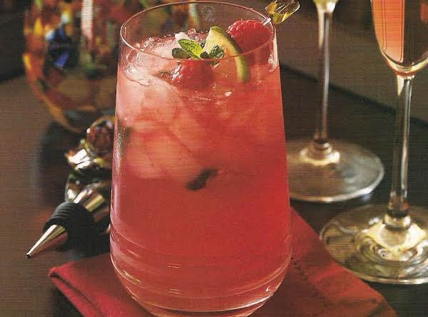 Raspberry Mojitos Recipe